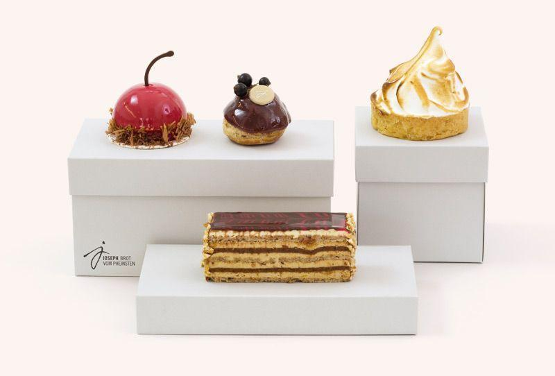 In our patisserie, we're crafting decadent delicacies sure to satisfy the most discerning sweet tooth. We've made it our mission to return the classics of confectionery to their rightful glory. That's why we make everything with passion—and seasonal products of the highest quality.