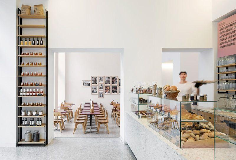 There are some things you just can't get enough of. Like all the phine things in our bakeries—and from our Joseph Brot partners. We now have four locations in Vienna and one in Waldviertel. And here they are: